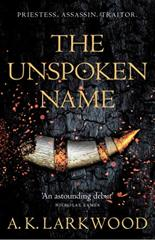 Cover of The Unspoken Name.