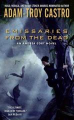 Cover of Emissaries from the Dead.