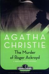 Cover of The Murder of Roger Ackroyd.