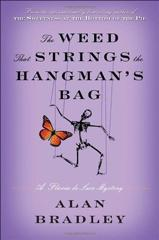 Cover of The Weed That Strings the Hangman's Bag.
