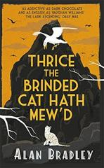 Cover of Thrice the Brinded Cat Hath Mew'd.