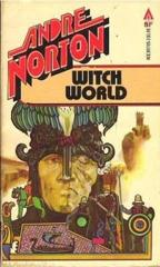Cover of Witch World.