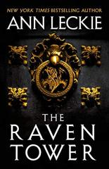 Cover of The Raven Tower.