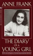 Cover of The Diary of a Young Girl.