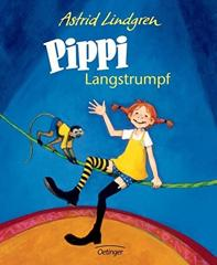 Cover of Pippi Longstocking.