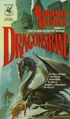 Cover of Dragonsbane.
