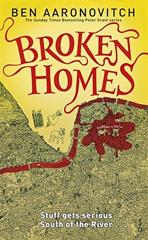 Cover of Broken Homes.