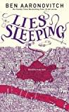 Cover of Lies Sleeping.