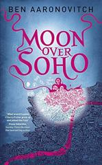 Cover of Moon Over Soho.