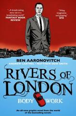 Cover of Rivers of London.