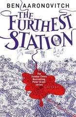 Cover of The Furthest Station.