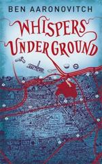 Cover of Whispers Under Ground.