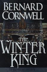 Cover of The Winter King: A Novel of Arthur.