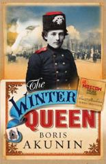 Cover of The Winter Queen.