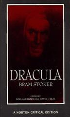 Cover of Dracula.