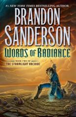 Cover of Words of Radiance.