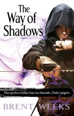 Cover of The Way of Shadows.