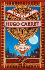 Cover of The Invention of Hugo Cabret.