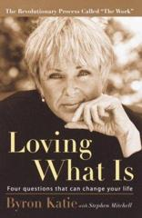 Cover of Loving What Is.