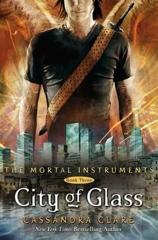 Cover of City of Glass.
