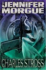 Cover of The Jennifer Morgue.
