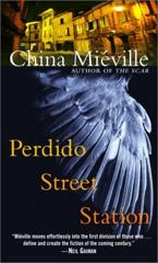 Cover of Perdido Street Station.