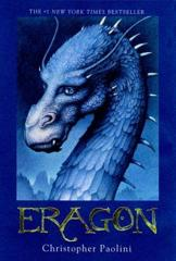 Cover of Eragon.