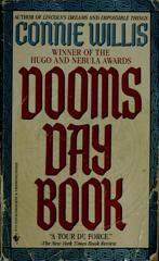 Cover of Doomsday Book.