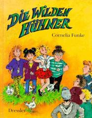 Cover of Die Wilden Hühner.