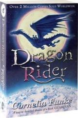 Cover of Dragon Rider.