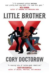 Cover of Little Brother.