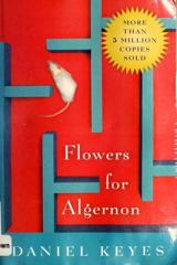 Cover of Flowers for Algernon.