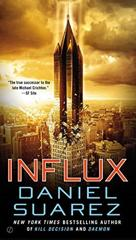 Cover of Influx.