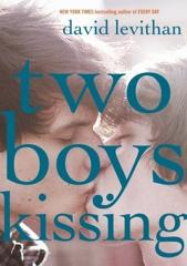 Cover of Two Boys Kissing.