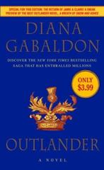 Cover of Outlander.