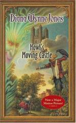 Cover of Howl's Moving Castle.