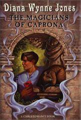 Cover of The Magicians of Caprona.