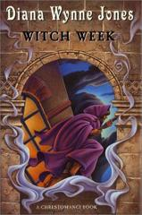 Cover of Witch Week.