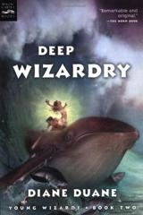 Cover of Deep Wizardry.