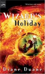 Cover of Wizard's Holiday.
