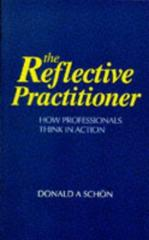 Cover of The Reflective Practitioner.
