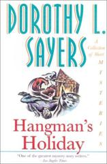Cover of Hangman's Holiday: A Collection of Short Mysteries.