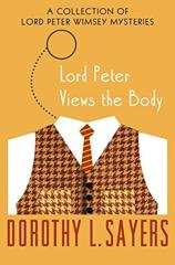 Cover of Lord Peter Views the Body.