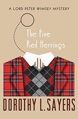 Cover of The Five Red Herrings.
