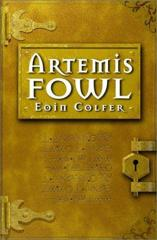 Cover of Artemis Fowl.