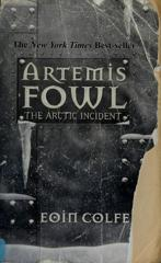 Cover of The Arctic Incident.