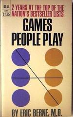 Cover of Games People Play.