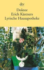 Cover of Doktor Erich Kästners Lyrische Hausapotheke.