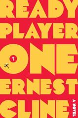 Cover of Ready Player One.