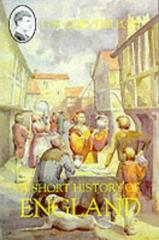 Cover of A Short History of England.